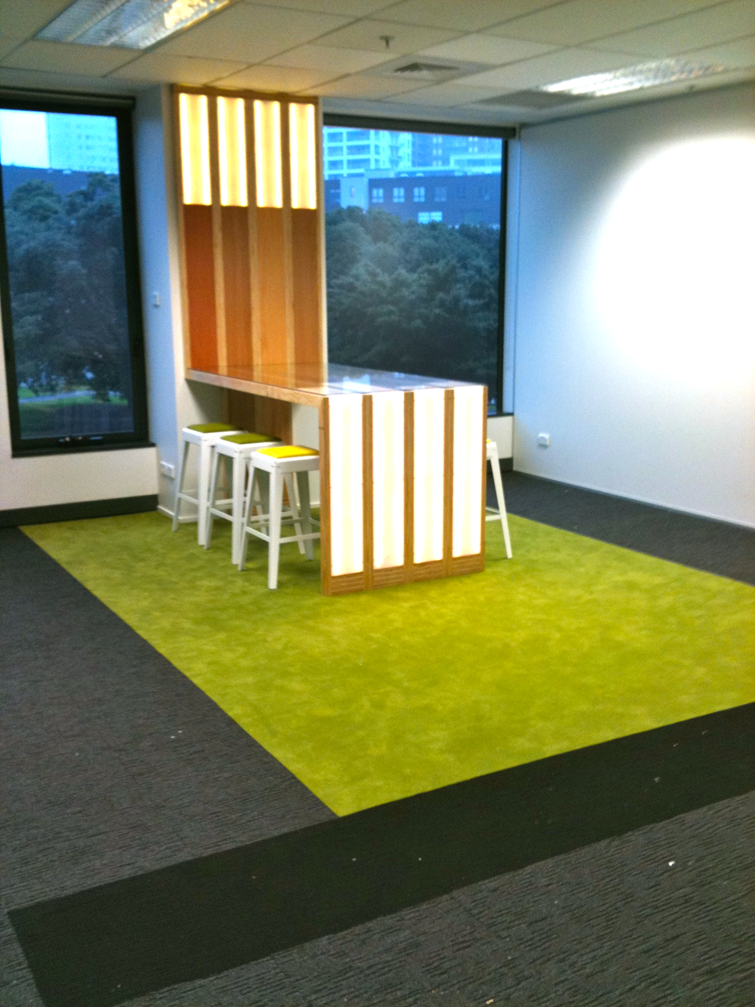 commercial carpet installation Auckland